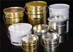 Conical Tinplate Pails for Paints and Chemicals