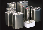 Rectangular Tinplate Cans for Lubricants